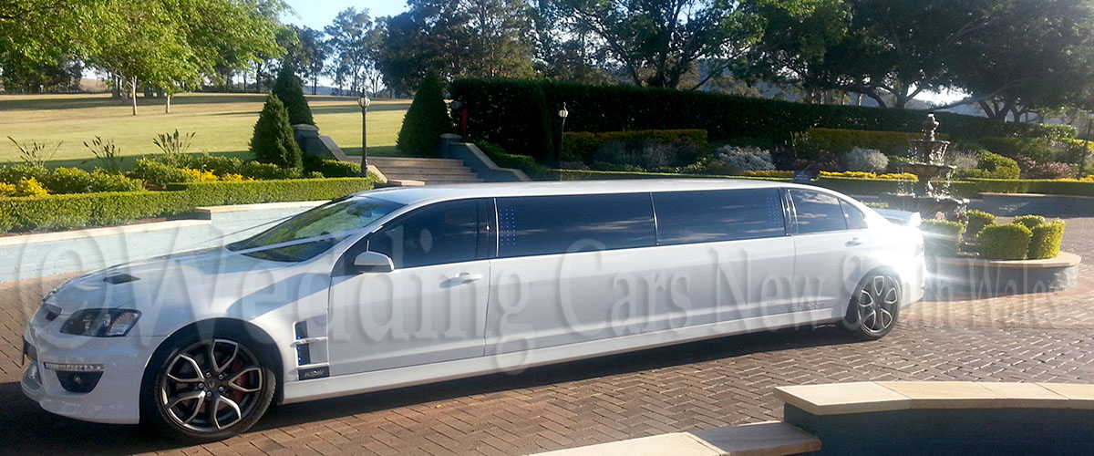 HSV Limousines Hunter Valley