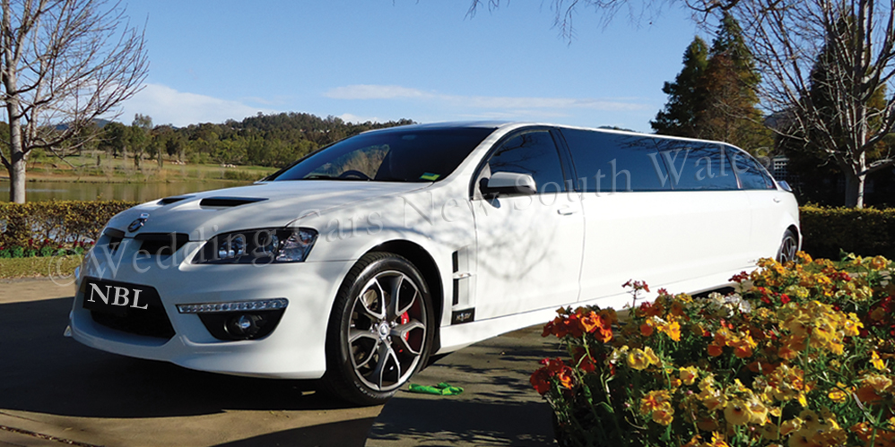 HSV limousine hire Hunter Valley